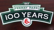 MLB Boston Red Sox Fenway Park 100th Anniversary Jersey Patch FREE SHIP