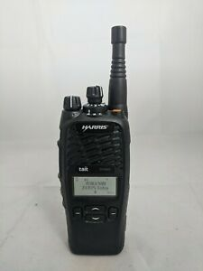 Tait TP9400 TP9405 TDMA Phase 2 Trunking Radio 7/800 Mhz TESTED