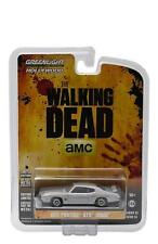 The Walking Dead 1971 Pontiac GTO 1:64 Scale Diecast Model Greenlight 44730-E