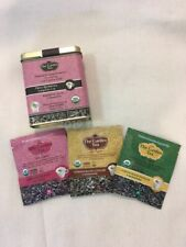 Organic Thai Herb Tea Bags 3 Flavor NATURAL GIFT w/Cute Cans F/S from Thailand