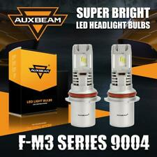AUXBEAM 9004 HB1 50W LED Headlight Bulb for Dodge Ram 1500 2500 3500 94-01 Hi/Lo