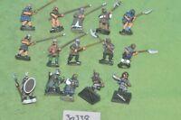 norman militia 15 metal (30338)