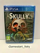 SKULLY - SONY PS4 - NUOVO SIGILLATO PAL - NEW SEALED PAL VERSION
