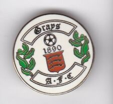 Grays AFC - lapel badge brooch fitting