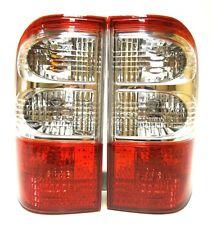 Rear Tail Signal Lights Lamp Set Left+Right for Nissan Patrol GR MK II 1997-2004