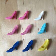 Barbie VINTAGE org. 80er Schuhe Superstar usw. Pumps