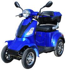 ECO ENGEL 510 Blau, Seniorenmobil 4 Rad Quad, Elektromobil, Elektroroller