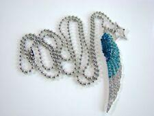 Handgefertigte Modeschmuck-Halsketten & -Anhänger mit Türkis-Beauty