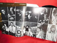 CHEAP TRICK At Budokan Live LP 1979 USA MINT- First Pressing G/f Cover + Booklet