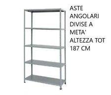Scaffale Metallo 80 X 40.Scaffale Metallo Kit Acquisti Online Su Ebay