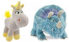 Disney Trixie Dinosaur & Buttercup unicorn horse Plush doll Toy Story 4 Bean Bag