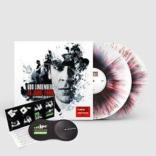 Udo Lindenberg 75 Jahre Panik Limited Edition Splatter 2LP Vinyl + Record Butler