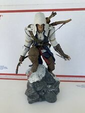 Assassin's Creed III 3 Statue Figure 2012 Ubisoft No Flag Very Good Condition