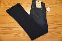 NWT WOMEN'S DEMOCRACY JEANS Multiple Sizes Petite Itty Bitty Boot Ab Technology