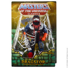 """Masters of the Universe Club Eternia Exclusive Dragstor 6"""" Action Figure MOTU"""