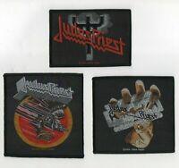 Judas Priest Patch Set of 3