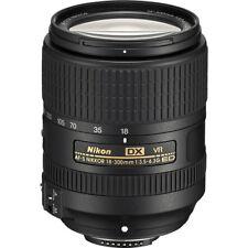 NUOVO Nikon AF-S DX NIKKOR 18-300mm f/3.5-6.3G - VR ED consegna Regno Unito