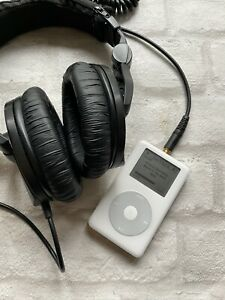 Classic Apple iPod A1059 4th Generation 20GB - WORKING | White |