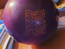 New listing STORM PITCH PURPLE  Bowling Ball PURPLE 15LBS