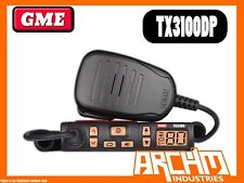 GME TX3100DP UHF CB RADIO- 80CH 5 WATT DSP POWERED SUPER COMPACT