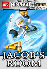 066 LEGO NINJAGO KAI JAY KOLE ZANE PERSONALIZED POSTER CUSTOMIZED