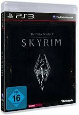 The Elder Scrolls V Skyrim ( PS3,standard-edition) PLAYSTATION 3 USADO