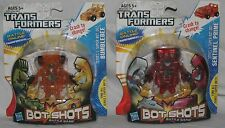 transformers bot shot sentinel prime bumblebee chase mosc