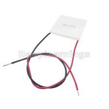 2Pcs TEC1-12715 Module De Plaque Peltier De Refroidissement Refroidisseur cv