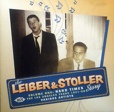 CD Leiber & Stoller-The Story, Volume One: Hard Times