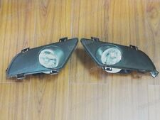 Clear Bumper Fog Lights Driving Lamps Pair LH & RH for Mazda6 2003-2005