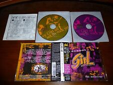 Girl / My Number:The Anthology - Best of JAPAN 2CD Def Leppard L.A. Guns *I
