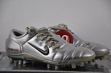 Nike Air Zoom Total 90 III FG Gr. 44 UK 9 Classic Boots Chrome soccer