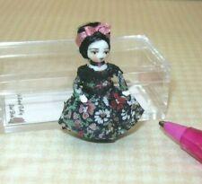 "Miniature Ethel Hicks ""Wee Stella"" Tiny Doll: DOLLHOUSE 1:12 Scale"