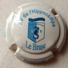 Capsule champagne GUYON P. XV de l'Hippocampe (fond blanc)