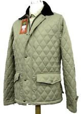Hunter Outdoor Ladies Barley Fitted Quilted Jacket Stone