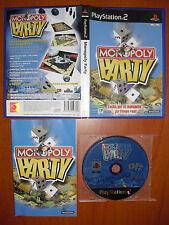 Monopoly Party PlayStation 2 PS2 PStwo Pal-España ¡¡COMPLETO Y EN BUEN ESTADO!!