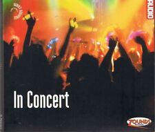 In Concert Various Artists Audio Vol. 17  24 Karat Zounds Gold CD Achtung Lesen