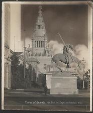 1915 P.P.I.E., SF, TOWER OF JEWELS Press Photo