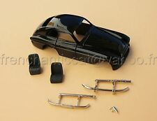 LO Voiture Ferrari 166 inter noir miniature collector 1/43 Heco modeles
