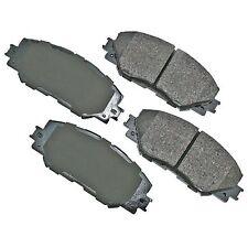 TOYOTA BRAKE PADS FRONT SEMI METALLIC Corolla Matrix Prius V Rav4 Front Brakes