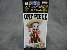 One Piece WCF NEW * Nefertari Vivi * KG09 Banpresto Bandai Mini Figure Anime NIB