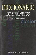 DICCIONARIO DE SINONIMOS. NUEVO. Nacional URGENTE/Internac. económico. DICCIONAR