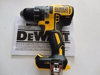 "DEWALT DCD791B 20V 20 Volt 2 Speed Brushless 1/2"" Lithium Ion Max Drill Driver"