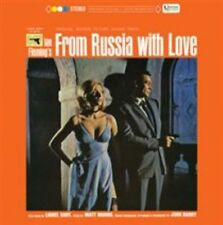 From Russia with Love [Original Motion Picture Soundtrack] by John Barry (Composer) (Vinyl, Sep-2015, Virgin EMI (Universal UK))