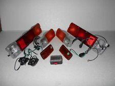 Turn Tail Brake Marker Complete Set of Lights OEM Suzuki Samurai 86 95