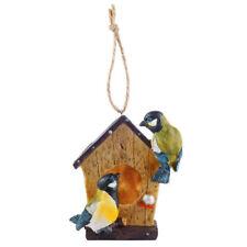 Plastic/Resin Box Bird Houses