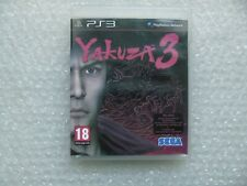 Yakuza 3 PS3 Game + Bonus CD Soundtrack Sony PlayStation 3 + DLC mint condition