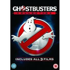 Ghostbusters - 1-3 Collection DVD 2016 Region 2