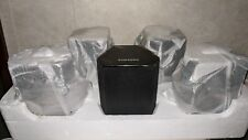Theater Surround Sound Samsung Speakers PS-FS1-1 Complete Set