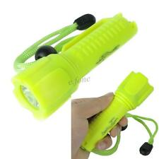 New Lamp Q5 LED Light Dive Flashlight Diving Sports Torch Water Waterproof 30M